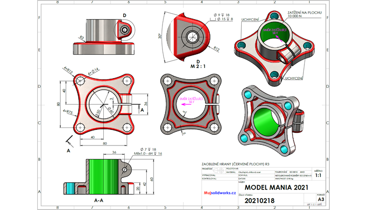 102-SOLIDWORKS-Model-Mania-2021-tutorial-postup-navod