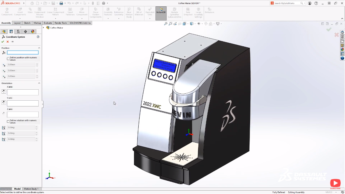 11-SOLIDWORKS-2022-whats-new-novinky-3DExperience
