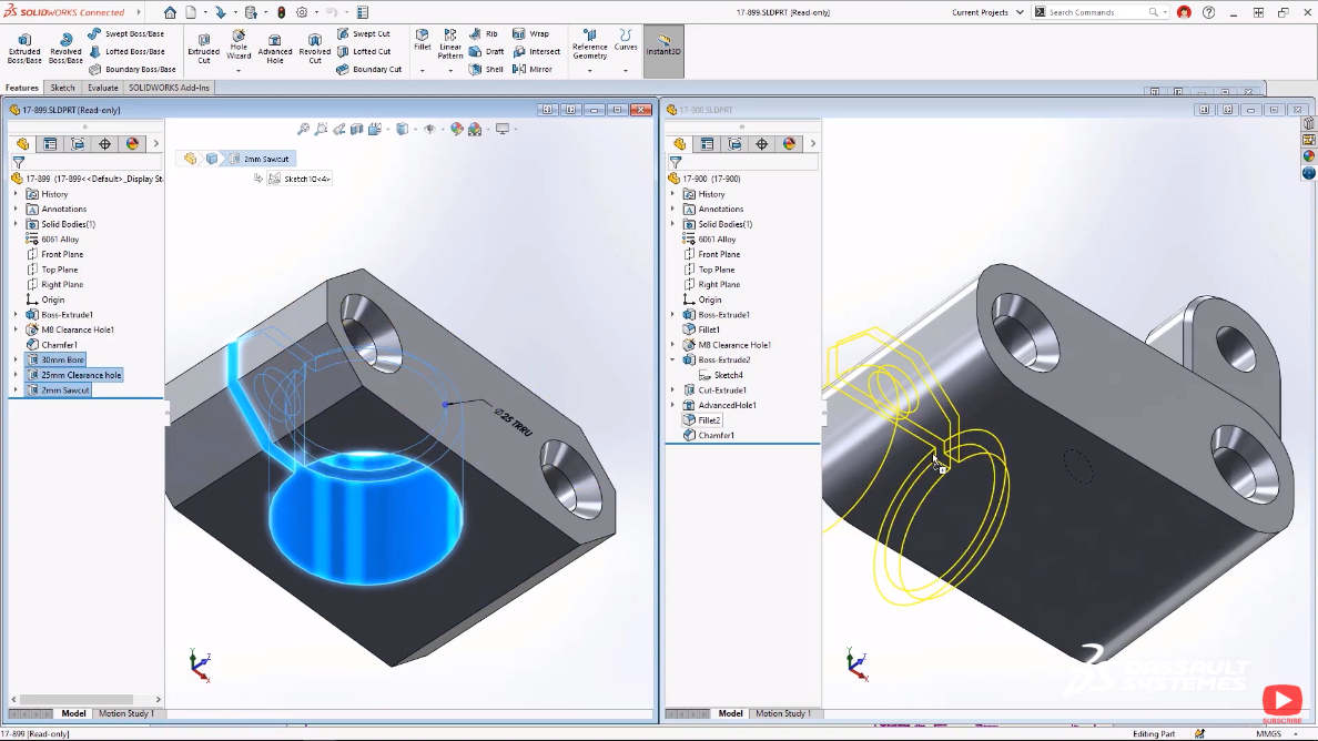 22-SOLIDWORKS-2022-whats-new-novinky-3DExperience