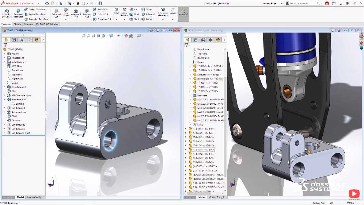 23-SOLIDWORKS-2022-whats-new-novinky-3DExperience