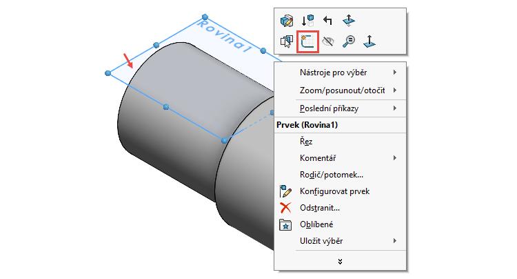 6-ucime-se-SolidWorks-drazka-na-hrideli-postup-tutorial