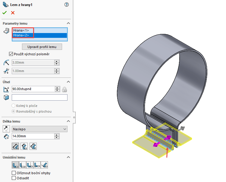 41-plechove-dily-solidworks-postup-tutorial-navod