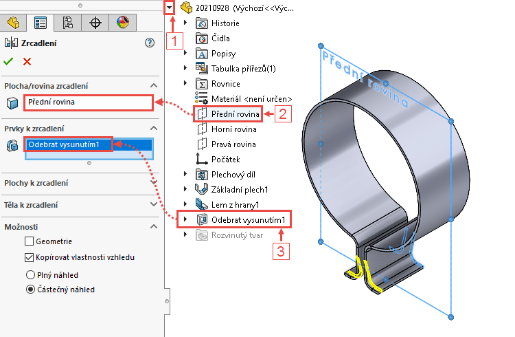 62-plechove-dily-solidworks-postup-tutorial-navod