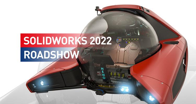 Pozvánka: Novinky v SOLIDWORKSu 2022
